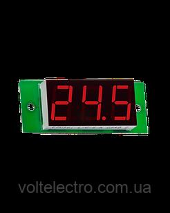 DigiTOP Вольтметр постійного струму без корпуса BM-19/1