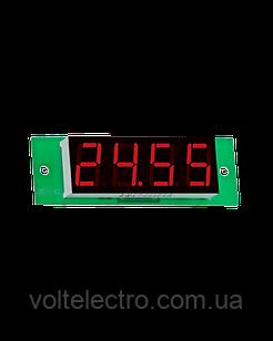 DigiTOP Вольтметр постійного струму без корпуса BM-19/2