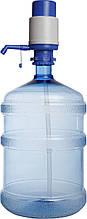 Бутыль с помпой механической В1 на 19 л-поликарбонат с ручкой