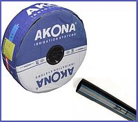 Капельная лента AKONA (drip life) 6 mil 15 см 1.1 л/ч 2500 м