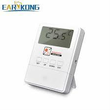 Температурный датчик для GSM сигнализации Earykong