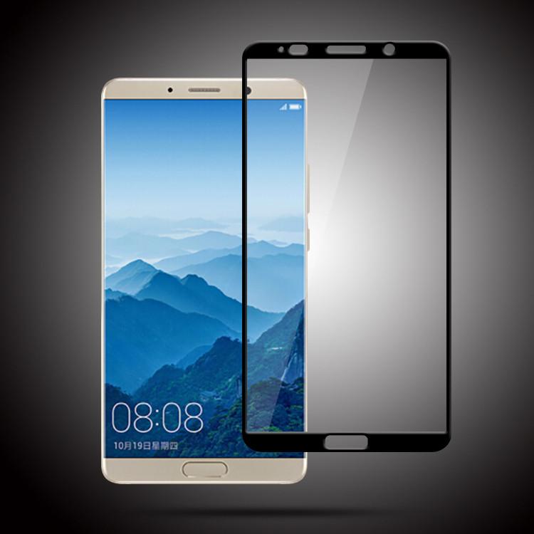 Защитное стекло Full Cover Huawei Mate 10 Black