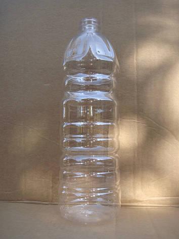 Пластиковая ПЭТ бутылка 1 л, 0,9 л для масла, фото 2