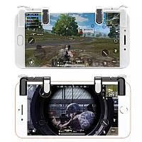 Триггеры MGT-1 металлические курки L1R1 кнопки AimKey для PUBG Call Of Duty:Mobile Fortnite StandOFF 2