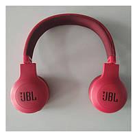 Навушники накладні безпровідні з мікрофоном JBL E45BT Red * JBL E45BT Red
