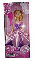 Кукла типа барби Принцесса Дисней в красивом розовом платье, кукла шарнирная, 20219