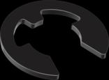 Шайба стопорная для вала DIN 6799