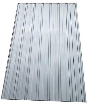 Профнастил оцинкованный ПС-10 толщина 0,20 мм высота 1,75 м Х 0,95м, фото 2