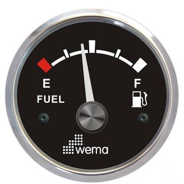Датчик уровня топлива (черный)