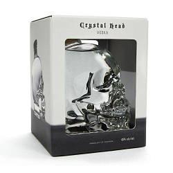 Горілка Crystal Head (Крістал Хэад) 40%, 1 літр