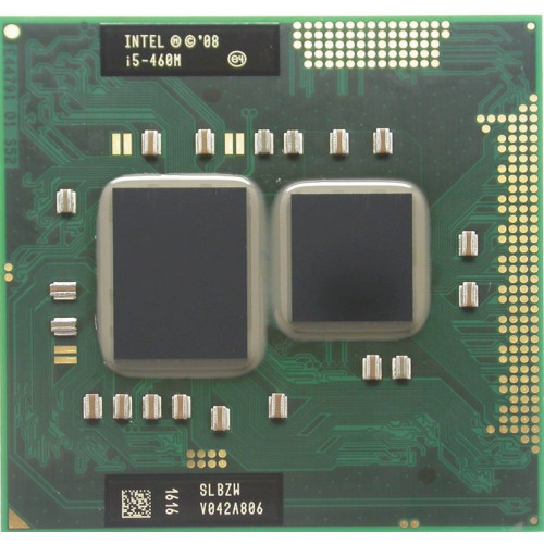 Процессор Intel Core i5-460M 3 МБ/ 2,8 ГГц