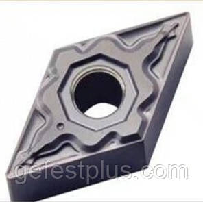 DNMG110408 (сталь + нерж.) Твердосплавная пластина для токарного резца , фото 2