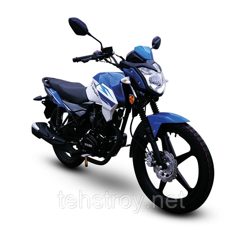 Мотоцикл SPARK SP150R-13 (красный,черный,синий) + ДОСТАВКА бесплатно
