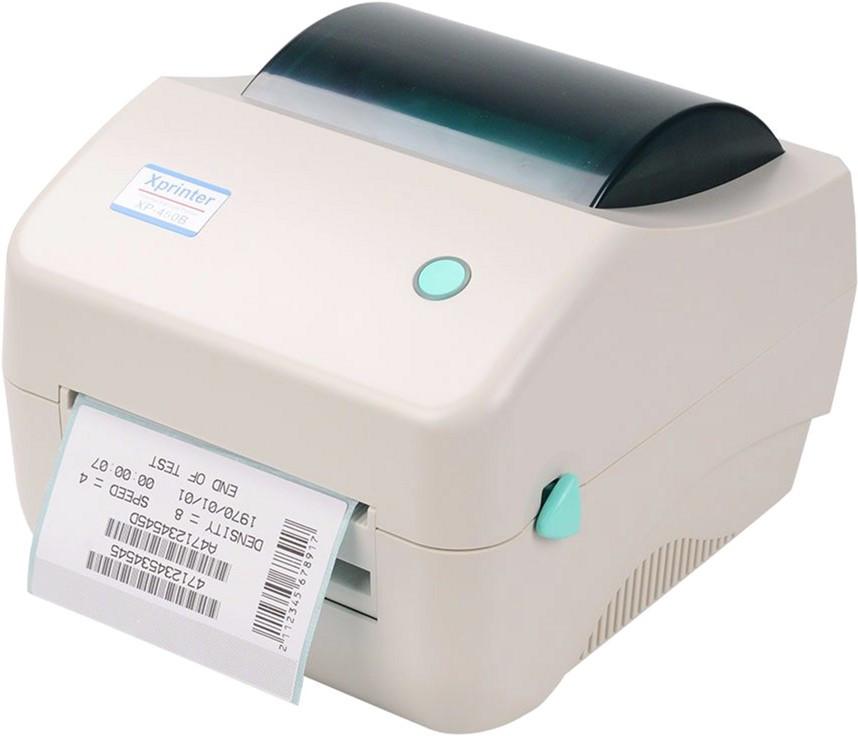 Принтер наклеек Xprinter XP-450B ( подходит для Новой Почты)
