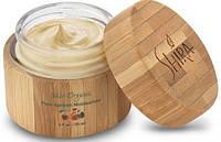 Крем абрикосовый увлажняющий  для нормальной и сухой кожи Shira Apricot Mosturizer 50 мл.
