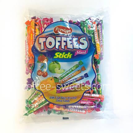 Жевательные конфеты Toffees Stick 1 kg , фото 2