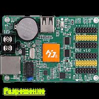 Контроллер HD-E62 для бегущих строк, 64*1024, USB, LAN порт