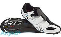 Велообувь Shimano R171 SPD-SL 43 черно-белый