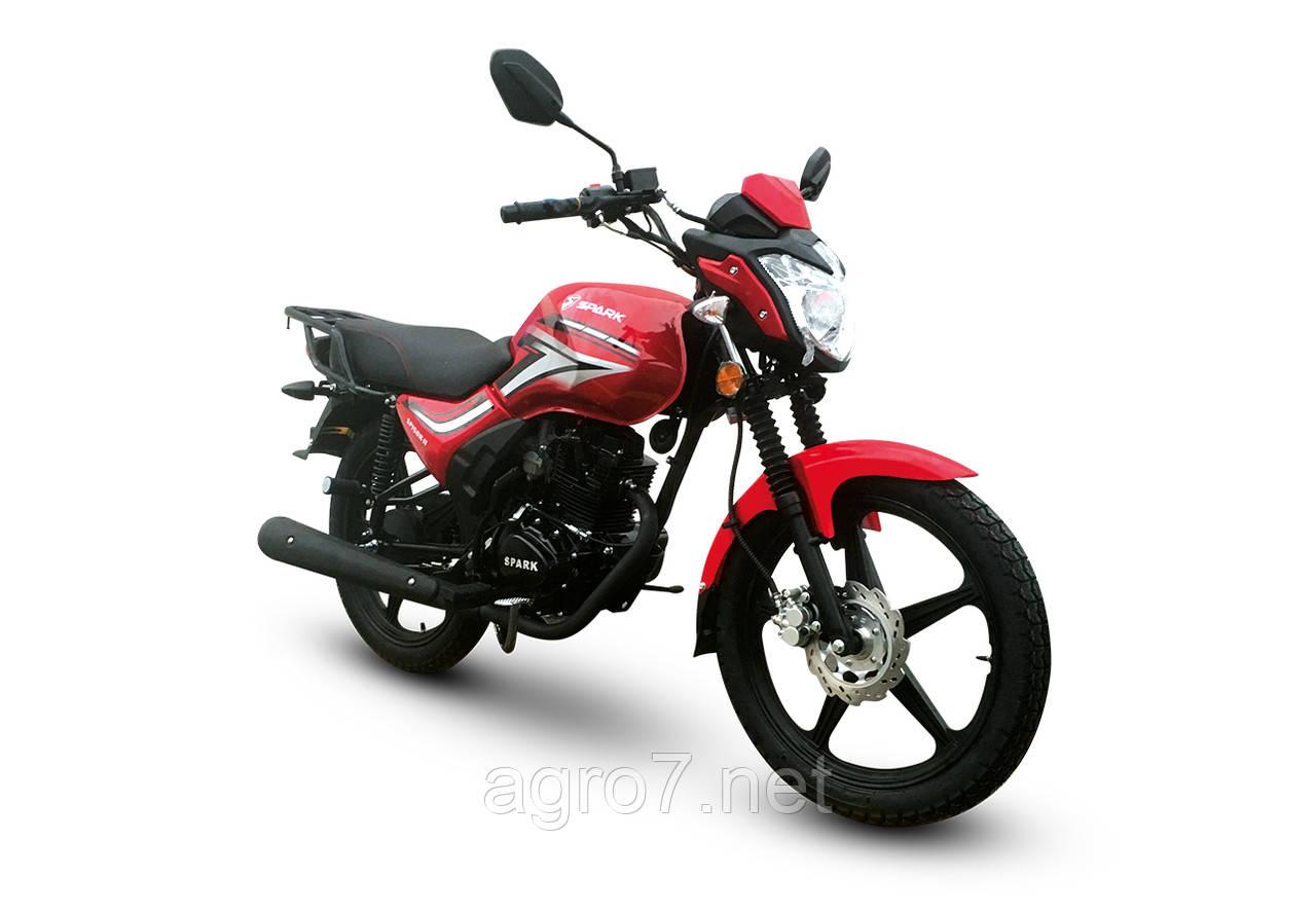 Мотоцикл с доставкой SPARK SP150R-11