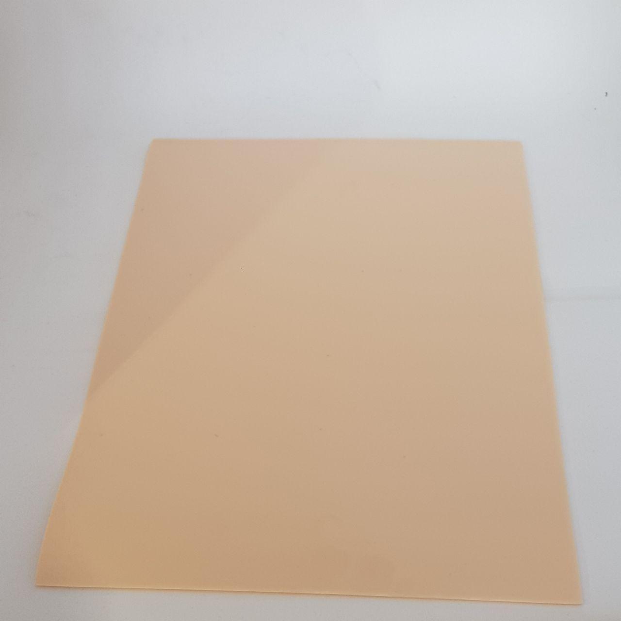 Кожа для практики А4  (21 на 29 см) плотная