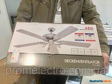 Вентилятор потолочный с подсветкой AEG D-VL 5667, фото 3