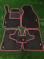 Автомобильные коврики из ковролина на AUDI Q7 4L