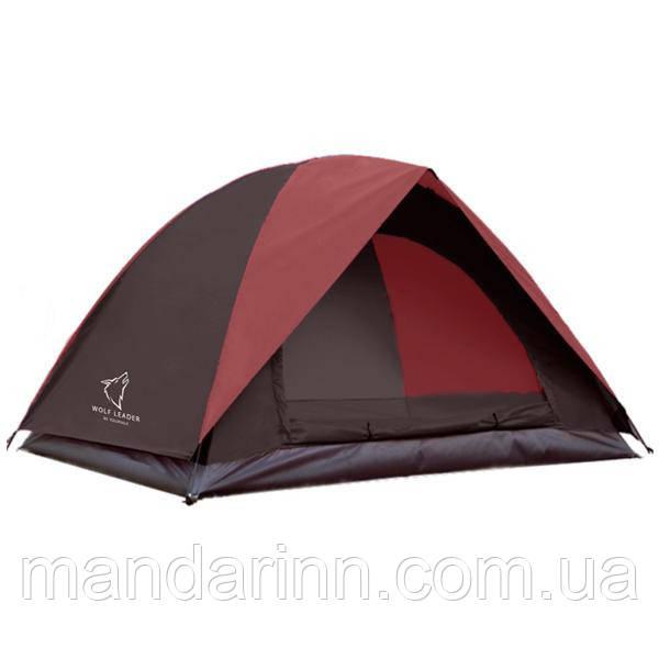 Палатка Wolf Leader P051. Размер 200х150х110 см.