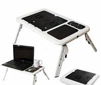 Столик-подставка для ноутбука Etable, Охлаждающие подставки