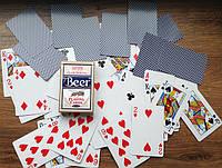 """Игральные карты """"Beer"""", карты покерные"""