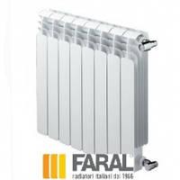 Алюминиевые радиаторы Faral Trio HP 500*100