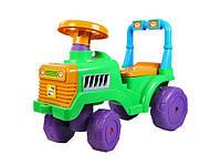 Детска Каталка Бебі Трактор 931 (кольори в асортименті) Оріон