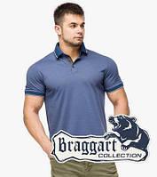 Мужская футболка поло 6182 джинс