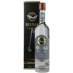 Горілка Beluga Gold Line (Білуга Голд Лайн) 40%, 1 літр