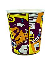 Стакан бумажный Coffee 175мл