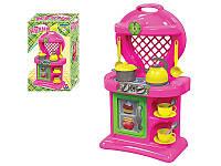 Детская игрушечная Кухня 10 с посудкой Технок (2155)
