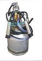 Доильное ведро в сборе к доильному аппарату АИД, УИД, фото 1
