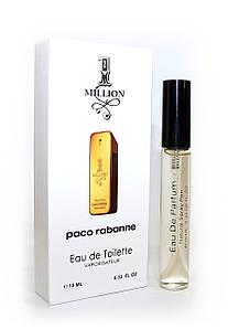 Парфюмерная вода мужская Paco Rabanne 1 Million, 10 мл