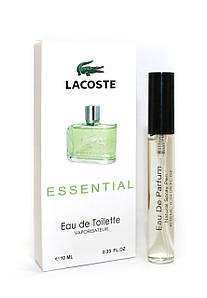 Парфюмерная вода мужская Lacoste Essential, 10 мл