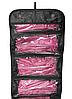 Косметичка-органайзер Roll-n-go Органайзер для косметики Органайзер для хранения косметики Сумка органайзер, фото 3