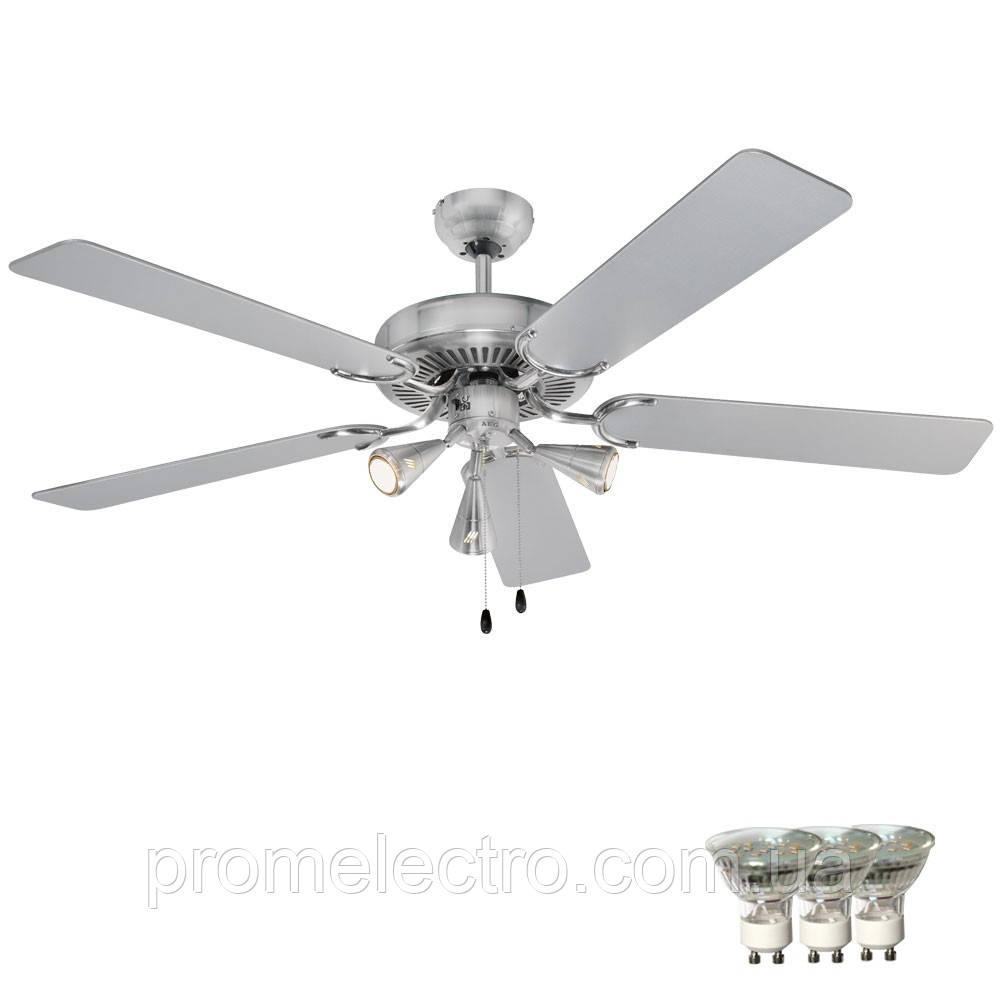 Вентилятор потолочный с подсветкой AEG D-VL 5667