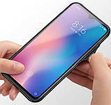 Чохол бампер Primo Gradient Glass для Xiaomi Mi 9 - Pink, фото 3