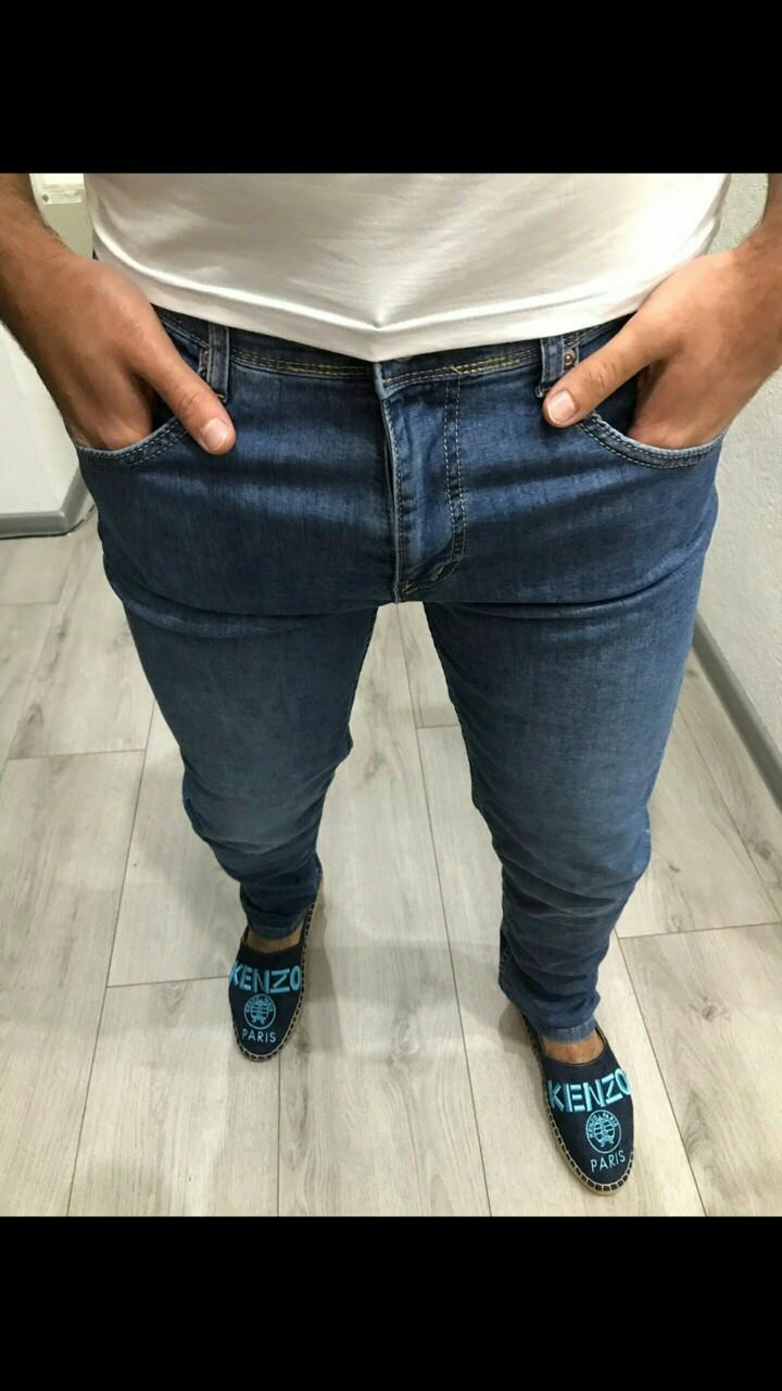 ЛЕТНИЕ мужские джинсы 2019 ▪︎Gucci▪︎. Размеры 29, 30, 31, 32, 33, 34, 36.  95% cotton