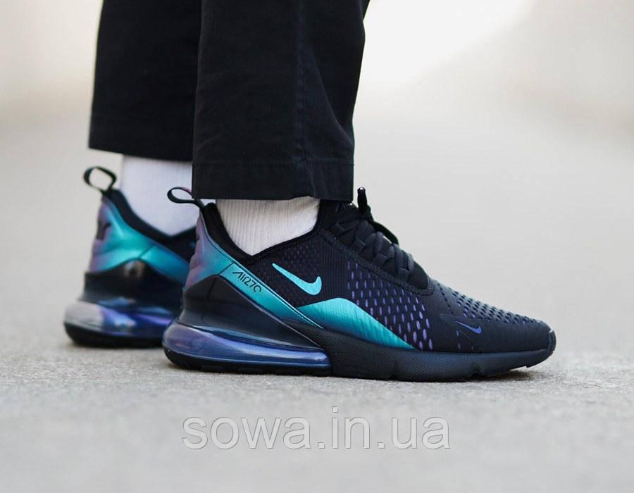 "✔️ Кроссовки Nike Air Max 270 ""Throwback Future"""