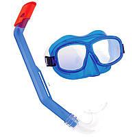 Набор для плавания маска и трубка Bestway