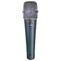 Микрофон Shure Betta 57A