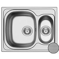 Кухонная мойка из нержавейки Fifika 1.5C Textura (4017)