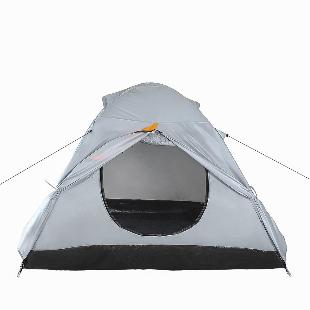 Палатка универсальная двухслойная Treker MAT-117 трехместная