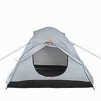 Палатка универсальная двухслойная Treker MAT-117 трехместная, фото 1