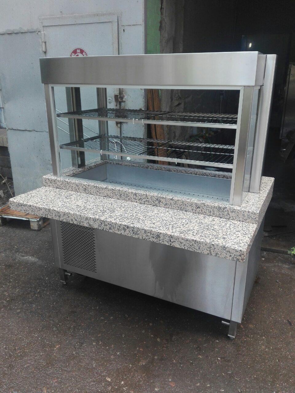 Холодильная витрина Inoksan KVB 140 б/у: продажа, цена в ...