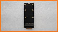 Переходник адаптер 7+17 из msata SSD -> MacBook Air A1425, A1398, MC975, MC976, ME662, ME664, ME665 ssd hdd